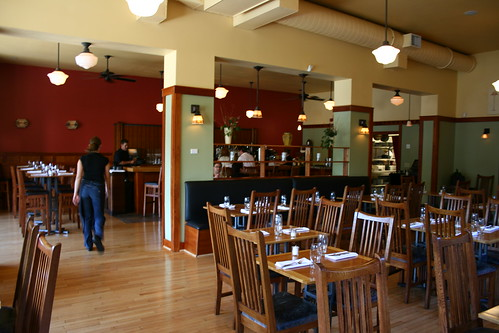 Inside Craftsman