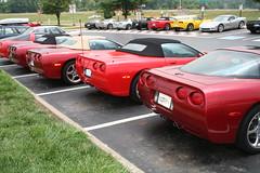 At Corvette Museum