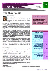 SCL News - June 2008 issue (17 pages)