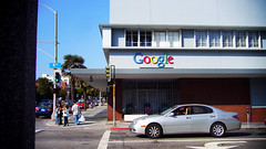 Google in Santa Monica (by 張家振)