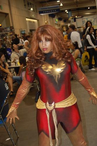 Comic Con 2008: Dark Phoenix