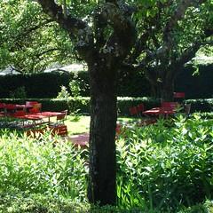 Garten des Palazzo