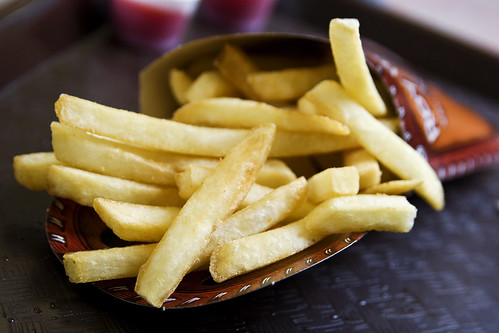 Roy Roger's fries