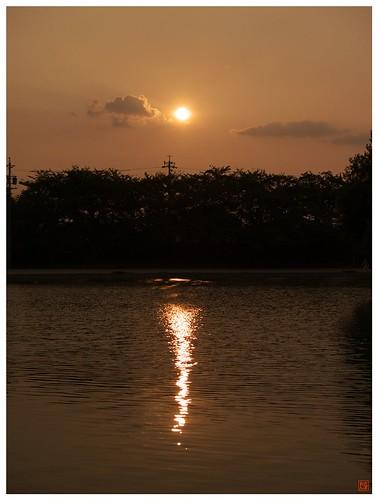 Sunset 080805 #01