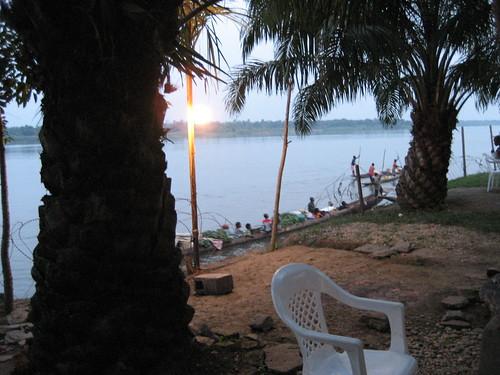 Les Palmiers, Kindu