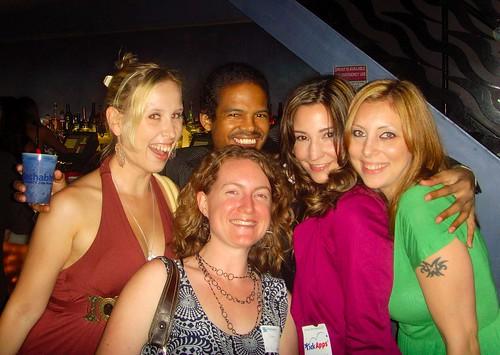 Maria, Florence, Bill, Michelle & Jill