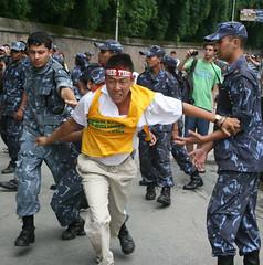 tibetan unrest,14th august. (phurpu tsering) Tags: china protest free tibet freetibet phew