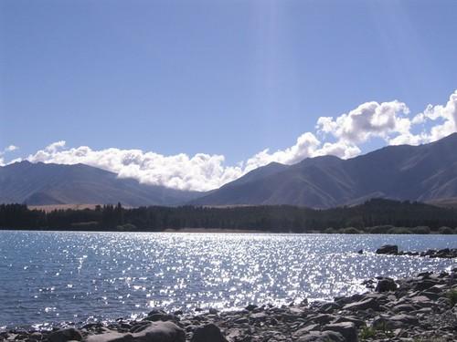 Lake Takapo, New Zealand