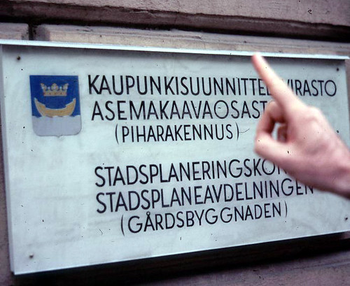 finnish language -- long street names!