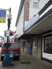 Senate Building Juneau (Jo Knits) Tags: juneau yarnshop