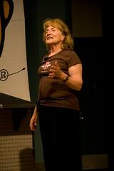Francine Hardaway - Gnomdex 2008