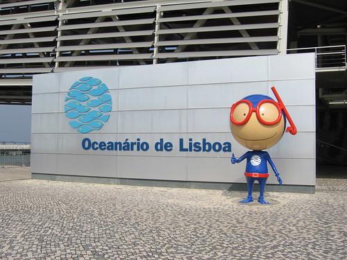 葡萄牙水族館(海生館)的吉祥物
