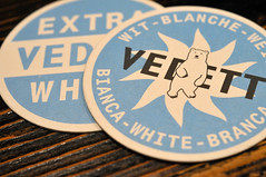 coasters of vedett