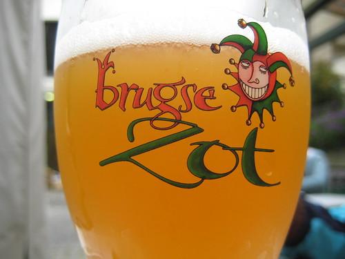 Brugge - Brugse Zot brewery