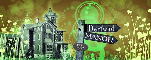 Derfwad Manor