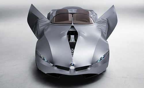 BMW in Cloth