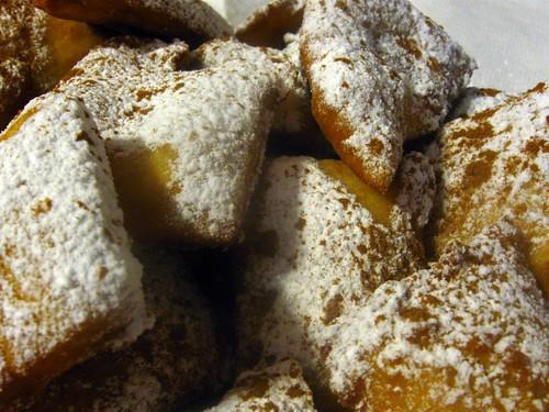 Cinnamon Sugar Beignets