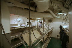 Crew's Berthing area (cliff1066) Tags: bridge museum hawaii oahu navy submarine worldwarii pearlharbor missile torpedo harpoon controlroom poseidon usnavy officer wahoo engineroom polaris galley ussmissouri deckgun antiaircraft caliber ballistic navigationsystem parche ussbowfin historiclandmark conningtower wardroom battleflags submarinemuseum quadgun