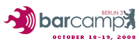Barcamp Berlin Logo