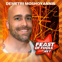 Demetri Moshoyannis on the Feast of Fools podcast