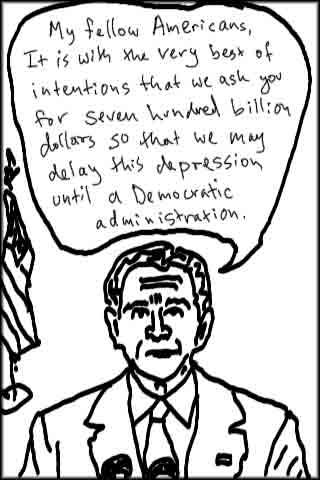 George W. Bush speech 9/24/08