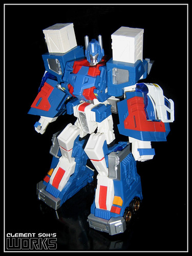 TFX-01 FansProject City Commander