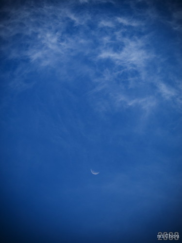 Moon vs. Clouds