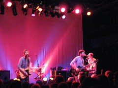 We Are Scientists (dr.cyb) Tags: concert frankfurt wearescientists mousonturm