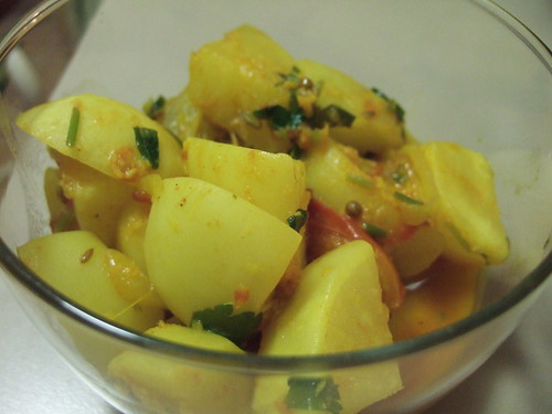 Spiced Turnips, Shalgam Masala – Writing With My Mouth Full