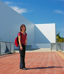 Ritsuko and the Museum