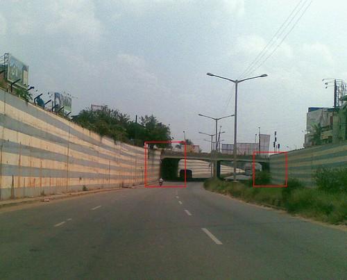 Marathahalli Underpass