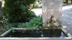 Carnets de vacances : du Canal du Midi  la valle d'Orb (brigeham34) Tags: statues ruines abbaye languedocroussillon hrault restauration clotre artroman
