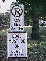 No parking (Whatknot) Tags: park dogs dallas texas noparking casio keep 2008 meh lorez qv70 lowrez whatknot keep2 320x240 lose2 lose3 lose4 lose5 k2l5 p179