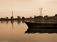 ... (Moein Mn) Tags: summer lake night boat persian iran persia explore mazandaran iranian  moein shahi       aliabad      qaemshahr moeinmohammadnejad