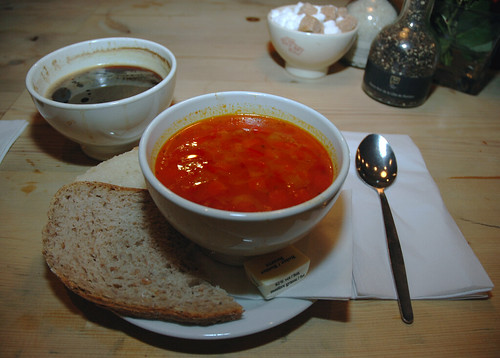 What's for Lunch? Le Pain Quotidien