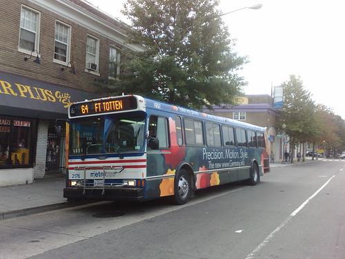 Metrobus 64 WMATA
