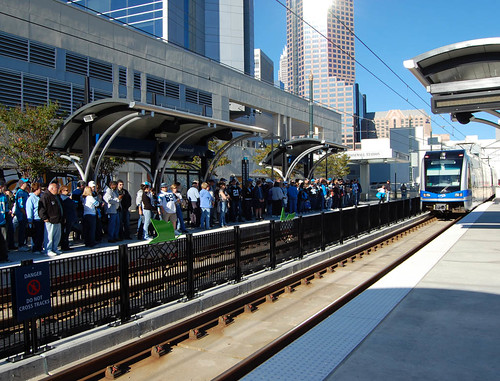 Charlotte's LYNX light rail