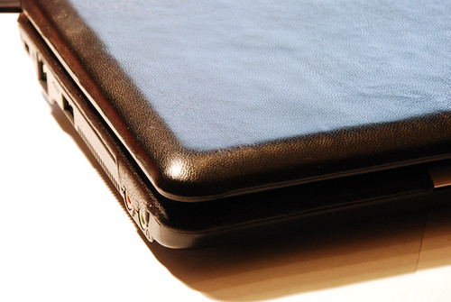 Eee PC 901 - Leather Mod