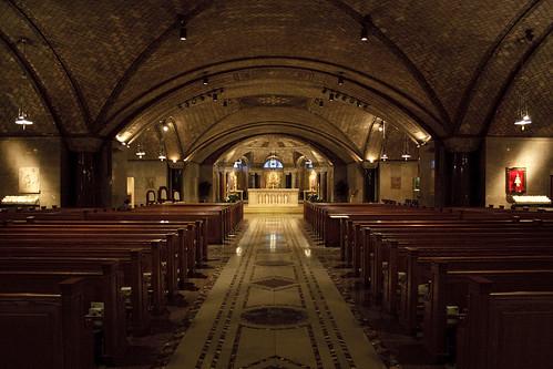 The Crypt Church