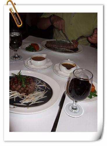 唐妮可☆吃喝玩樂過生活 拍攝的 20081013_Happy Birthday Dinner_11。