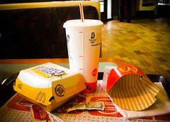 mcdonalds (chillghetti) Tags: chile puerto drink mcdonalds fries montt quarterpounder