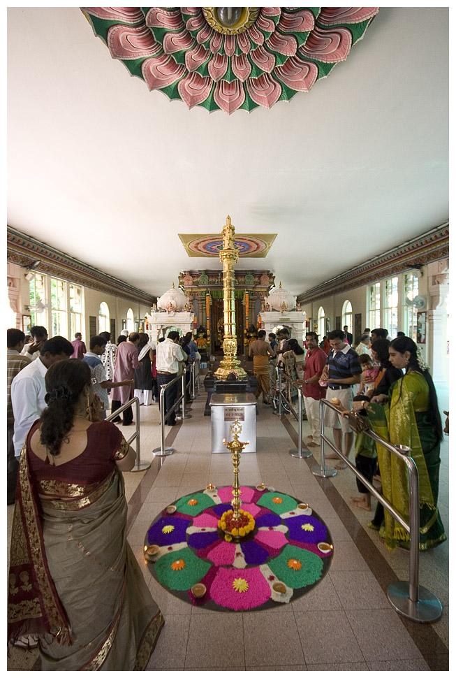 Sri Ruthra Kaliamman Temple Singapore