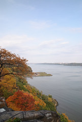 Fall colors on the Palisades