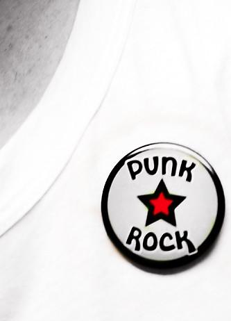 12/365: Judy is a Punk