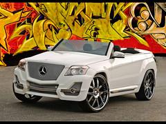 2008 Mercedes-Benz GLK Urban Whip ,