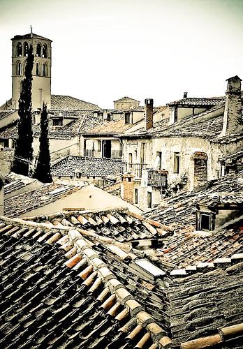 tejados/roofs