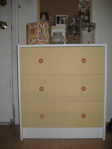 ikea rast chest of drawers joel dewberry fabric