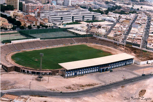 Estadio Alvarez Claro, de Jose Ramón Zapata
