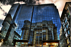 Reflections of Glasgow (5) (Shuggie!!) Tags: reflection glass architecture scotland williams glasgow karl hdr theunforgettablepictures tup2 thegreatshooter damniwishidtakenthat karlwilliams
