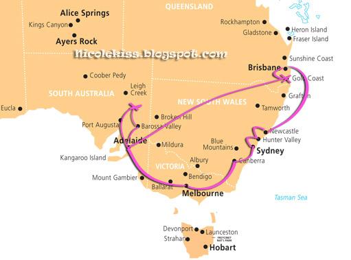 nicolekiss australia journey